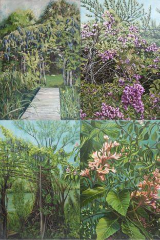 Blüten und Tore