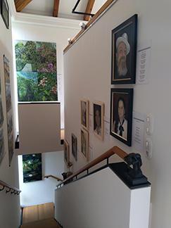 Atelier Treppenraum